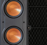 Hi-end speaker Stock Photography