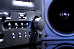 Hi-fi A Royalty Free Stock Photography