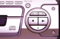Hi-Fi control Royalty Free Stock Image