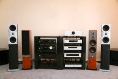 Hi-fi music royalty free stock photo