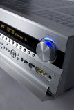 Hi-Fi receiver Royalty Free Stock Photos