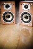 Hi-Fi Speakers Royalty Free Stock Image
