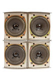 Hi fi speakers Royalty Free Stock Photos