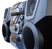 Hi-Fi system Stock Image