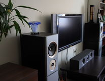 Hi-Fi System Stock Photography