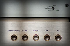 HI-FI System Royalty Free Stock Images