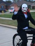 Hi-jinx хеллоуина стоковое фото
