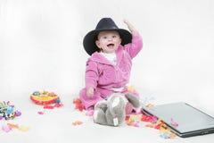 Hi mum Royalty Free Stock Image
