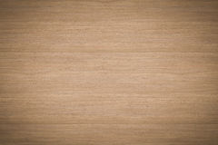 Hi quality wooden texture used as background - horizontal lines.  Stock Photography