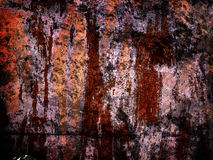 Hi-res abstract grunge background Stock Photography