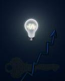 Hi-Res Creativity Bulb Stock Photography