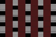 Hi Res digitally made red gingham. Hi Res digitally made gingham with a slight fabric texture royalty free illustration