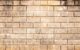 Hi res grunge brick wall and background Royalty Free Stock Image