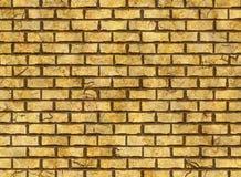 Hi-res old brick wall pattern royalty free stock image
