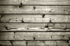 Hi res photo of old dark aces wood Stock Photography