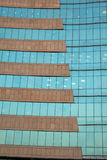 Hi rise habitats and modern offices. Architecture and modern office   glass facade Royalty Free Stock Photography