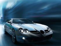 Hi speed. Royalty Free Stock Image