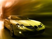 Hi speed. Royalty Free Stock Photos
