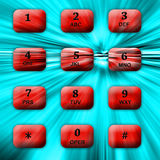 Hi Speed Communication Royalty Free Stock Images