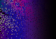 Hi Tec Mosaic Background. Hi tec fading blue and magenta mosaic background Royalty Free Stock Photo