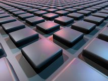 Hi-tech abstract background Stock Photo