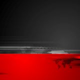 Hi-tech abstract tech vector background Royalty Free Stock Images