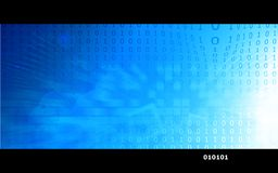 Hi-tech background. Royalty Free Stock Images