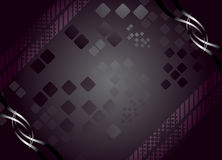 Hi-tech background. Vector Royalty Free Stock Images