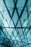 Hi-Tech Glass Background Stock Image