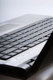 Hi-Tech Laptop Detail Royalty Free Stock Photos