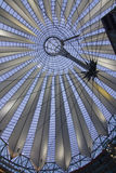 Sony center - berlin Stock Photos