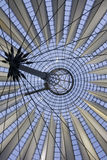 Sony center - berlin. Hi-Tech/Modern architecture of the Sony Center in Berlin Stock Images