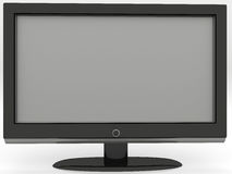 Hi-Tech Plasma Screen Stock Image