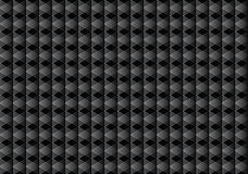 Hi Tech seamless Pattern. Black geometric background. Background design for Hi Tech banner, poster, folder, cover, brochure. Vector file with layers Royalty Free Stock Images