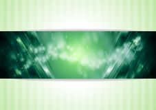 Hi-tech shiny vector background Royalty Free Stock Image
