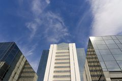 Hi Tech Skyline Stock Photos