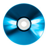 Hi tech stylized cd Royalty Free Stock Photos