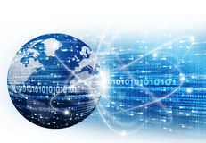 Hi-tech technological Stock Photography