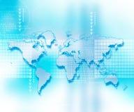 Hi-tech technological Royalty Free Stock Photos