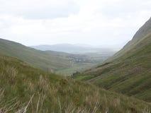 Hiaat van Mamore, Co. Donegal royalty-vrije stock foto's