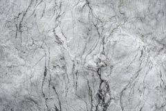 Hiato abstracto de la roca natural blanca imágenes de archivo libres de regalías