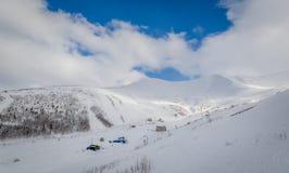 Hibini mountains Stock Photography