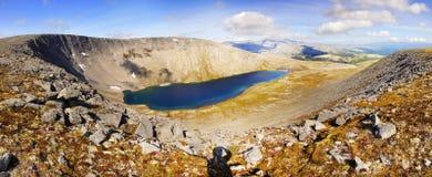 Hibiny berg Arkivfoto