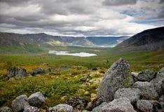 Hibiny berg Arkivbilder