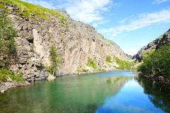 Hibiny berg Royaltyfri Fotografi