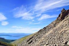 Hibiny berg Royaltyfri Bild