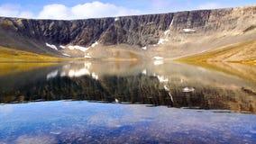 Hibiny mountain. Royalty Free Stock Image