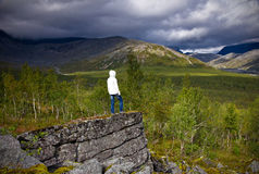 Hibiny mountains Royalty Free Stock Images