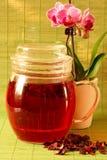 hibiscus τσάι Στοκ εικόνες με δικαίωμα ελεύθερης χρήσης