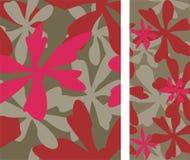 Hibiscus background Stock Photos
